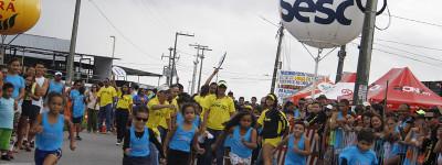 Corrida do Comerciário movimenta a Zona Norte no feriado do Dia do Trabalhador