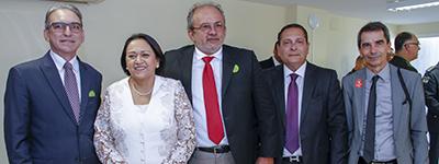 Posse da Governadora Fátima Bezerra