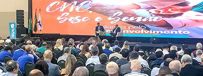 Congresso Nacional de Sindicatos Empresariais em Fortaleza-CE – 3º dia