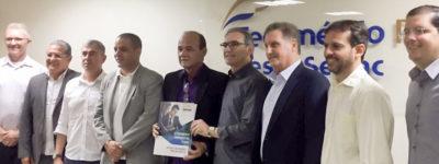 Senac assina convênio para desenvolvimento do turismo de Parnamirim