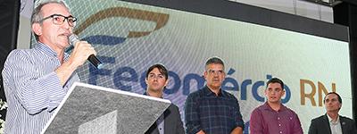 Marcelo Queiroz participa da entrega da Comenda Radir Pereira em Currais Novos