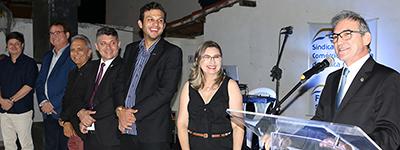 Marcelo Queiroz recebe homenagem da Loja Maçônica de Santa Cruz, no Trairi potiguar