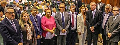 Presidente Marcelo Queiroz participa de mais uma edição do Seminário Motores do Desenvolvimento