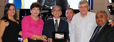 Em noite de homenagens em Macaiba, Marcelo Queiroz recebe distinção da Câmara pelo investimento na cultura da cidade